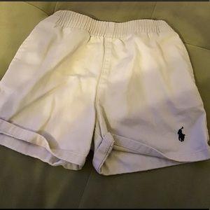 Polo toddler boys shorts